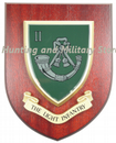 2nd Bn Light Infantry Regimental Military Wall Plaque